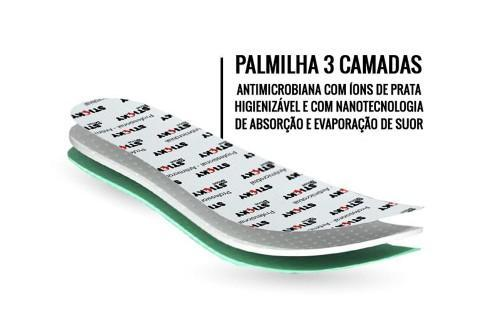 PALMILHA STICKY SHOES FEMININO